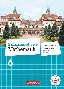 Cover-Bild zu Schlüssel zur Mathematik, Differenzierende Ausgabe Hessen, 6. Schuljahr, Schülerbuch - Lehrerfassung von Berkemeier, Helga