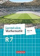 Cover-Bild zu Lernstufen Mathematik, Mittelschule Bayern 2017, 7. Jahrgangsstufe, Schülerbuch, Für R-Klassen von Berkemeier, Helga