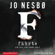 Cover-Bild zu Nesbø, Jo: Fährte (Ein Harry-Hole-Krimi 4)