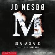 Cover-Bild zu Nesbø, Jo: Messer (Ein Harry-Hole-Krimi 12)
