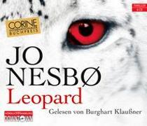 Cover-Bild zu Nesbø, Jo: Leopard (Ein Harry-Hole-Krimi 8)