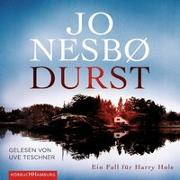 Cover-Bild zu Nesbø, Jo: Durst (Ein Harry-Hole-Krimi 11)