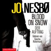 Cover-Bild zu Nesbø, Jo: Blood on Snow. Der Auftrag