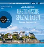 Cover-Bild zu Bannalec, Jean-Luc: Bretonische Spezialitäten