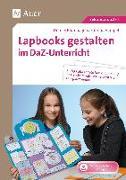 Cover-Bild zu Lapbooks gestalten im DaZ-Unterricht von Blumhagen