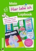 """Cover-Bild zu Mein """"Hier lebe ich""""-Lapbook von Blumhagen, Doreen"""