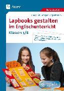 Cover-Bild zu Lapbooks gestalten im Englischunterricht 5-6 von Blumhagen, Doreen