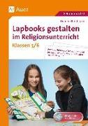 Cover-Bild zu Lapbooks gestalten im Religionsunterricht 5-6 von Blumhagen, Doreen