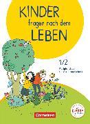Cover-Bild zu Kinder fragen nach dem Leben, Evangelische Religion, Neuausgabe 2018, 1./2. Schuljahr, Religionsbuch, Schülerbuch von Blumhagen, Doreen