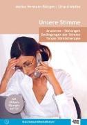 Cover-Bild zu Unsere Stimme von Miethe, Erhard