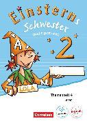 Cover-Bild zu Einsterns Schwester, Sprache und Lesen - Ausgabe 2015, 2. Schuljahr, Leicht gemacht, Themenheft 4, Verbrauchsmaterial