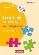 Cover-Bild zu Lerntheke, Deutsch, Rechtschreibung 5/6 (2. Auflage), Differenzierungsmaterial für heterogene Lerngruppen, Kopiervorlagen mit CD-ROM von Gerstenmaier, Wiebke