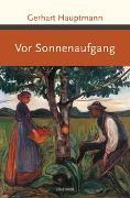 Cover-Bild zu Hauptmann, Gerhart: Vor Sonnenaufgang