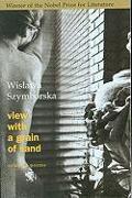Cover-Bild zu Szymborska, Wislawa: View with a Grain of Sand
