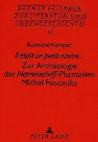 Cover-Bild zu Kemper, Raimund: Il était un petit navire