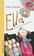 Cover-Bild zu Parvela, Timo: Ella und der Neue in der Klasse