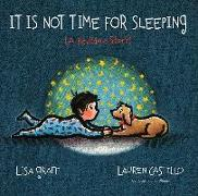 Cover-Bild zu Graff, Lisa: It Is Not Time for Sleeping