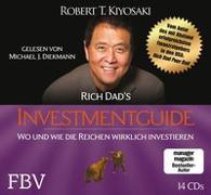 Cover-Bild zu Kiyosaki, Robert T.: Rich Dad's Investmentguide