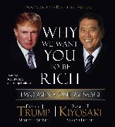 Cover-Bild zu Trump, Donald J.: Why We Want You to Be Rich