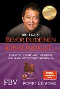 Cover-Bild zu Kiyosaki, Robert T.: Bevor du deinen Job kündigst