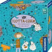 Cover-Bild zu Rossi, Carlo: Mein Lotta-Leben - Wie belämmert ist das denn ?