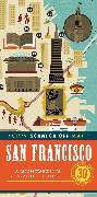 Cover-Bild zu De Tessan, Christina Henry: City Scratch-Off Map: San Francisco: A Sightseeing Scavenger Hunt