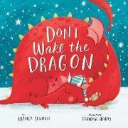 Cover-Bild zu Schulze, Bianca: Don't Wake the Dragon: An Interactive Bedtime Story!