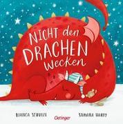 Cover-Bild zu Schulze, Bianca: Nicht den Drachen wecken