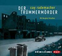 Cover-Bild zu Rademacher, Cay: Der Trümmermörder (5 CDs)