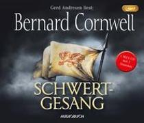 Cover-Bild zu Cornwell, Bernard: Schwertgesang (MP3-CD)
