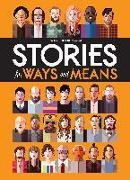 Cover-Bild zu Antebi, Jeff (Geschaffen): Stories for Ways and Means