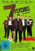 Cover-Bild zu Mcdonagh, Martin: 7 Psychos
