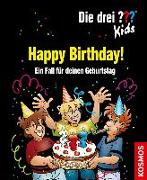 Cover-Bild zu Pfeiffer, Boris: Die drei ??? Kids, Happy Birthday!