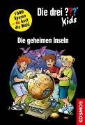 Cover-Bild zu Pfeiffer, Boris: Die drei ??? Kids und du, Die geheimen Inseln