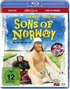 Cover-Bild zu Frobenius, Nikolaj: Sons of Norway