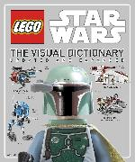 Cover-Bild zu Beecroft, Simon: LEGO Star Wars: The Visual Dictionary: Updated and Expanded (Library Edition)