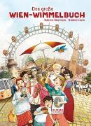 Cover-Bild zu Hula, Saskia: Das große Wien-Wimmelbuch