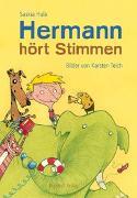 Cover-Bild zu Hula, Saskia: Hermann hört Stimmen