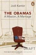 Cover-Bild zu Kantor, Jodi: The Obamas