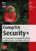 Cover-Bild zu CompTIA Security+ von Gut, Matthias