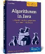 Cover-Bild zu Algorithmen in Java von Kopec, David