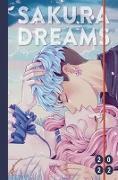 Cover-Bild zu Sakura Dreams 2022: Buch- und Terminkalender von Schober, Melanie (Illustr.)