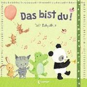 Cover-Bild zu Das bist du! - Dein Babyalbum von Loewe Baby (Hrsg.)
