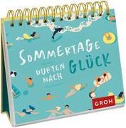 Cover-Bild zu Sommertage duften nach Glück
