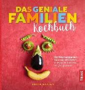 Cover-Bild zu Das geniale Familien-Kochbuch (eBook) von Gätjen, Edith