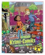Cover-Bild zu GEOlino Wadenbeißer - Geniale Krimi-Comics Band 8 von Rometsch, Ina