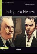 Cover-Bild zu Indagine a Firenze von Gerini, Andrea