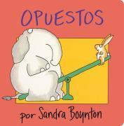 Cover-Bild zu Opuestos (Opposites) von Boynton, Sandra