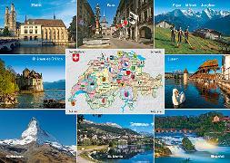 Cover-Bild zu 19797; AK: Switzerland 'Hit'