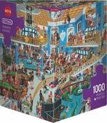 Cover-Bild zu Chaotic Casino Puzzle von Oesterle, Uli